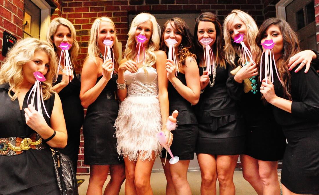 Hens Party Ideas
